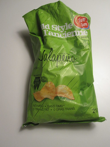 Horrible chips. I threw them away after two.
