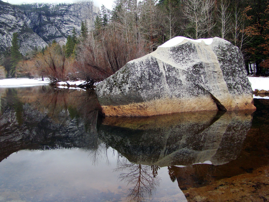 DSC03931 Yosemite Mirror Lake