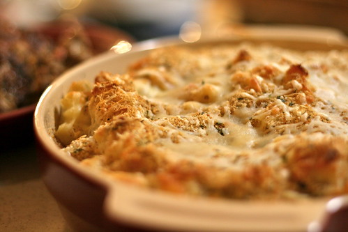 Roasted Poblano Mac n Cheese