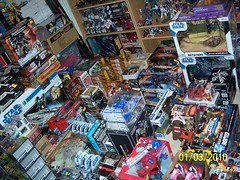 Random Toy Room Picture 01-03-2010 #4 (JTKranix) Tags: toy star store power random room picture joe transformers classics wars masters marvel universe rangers gi the of kranix