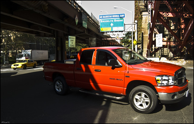 voyage new york trip morning red usa ny newyork america rouge vacances october holidays day 10 manhattan district united 4 center jour tuesday dodge civic states 20 ram mardi 2009 1500 unis octobre matin amérique etats