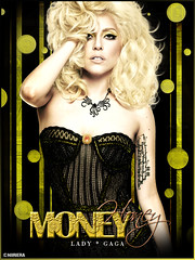 Money Honey [Lady GaGa] (Nii Riera) Tags: lady gaga