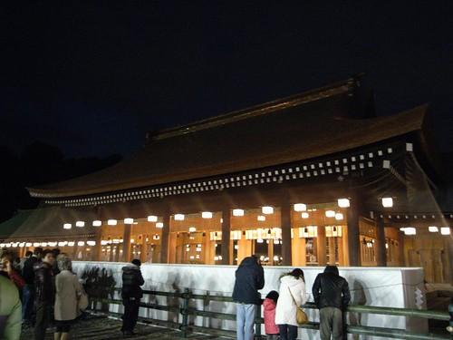 『橿原神宮』で賑やかなお正月の初詣を!@橿原市