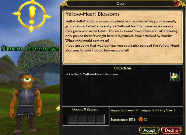 Anglorum / Quest / Yellow Heart Blossoms 4253256480_bd74043c43_o