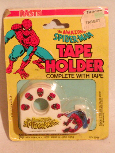 spidey_tapeholder