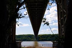 Under the George Washington Bridge (James Maher Photo) Tags: nyc newyork color georgewashingtonbridge