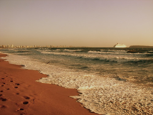 "Punta Del Este Sunset | <a href=""http://www.flickr.com/photos/59207482@N07/4269829799"">View at Flickr</a>"
