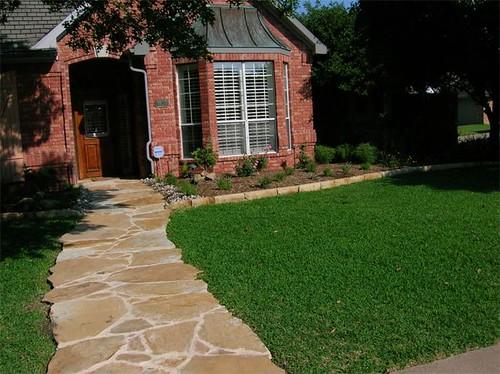 Frontyard landscape management