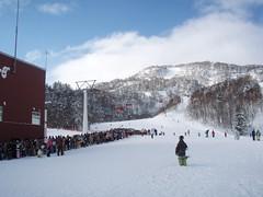 スキーブーム再来!?
