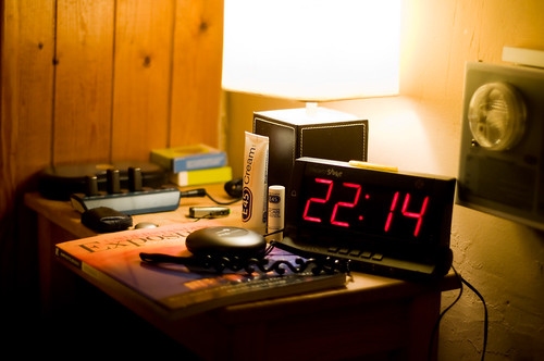 ... Bedside Table Alarm Clock Choice Image Table Decoration Ideas The Deaf  One Thats My Smoke Alarm ...