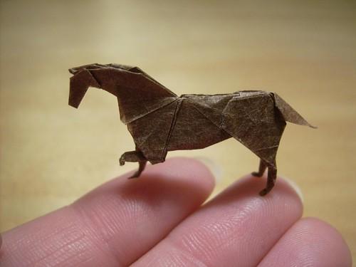 nano horse