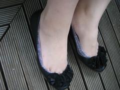 Ballet School Dropout Sockettes