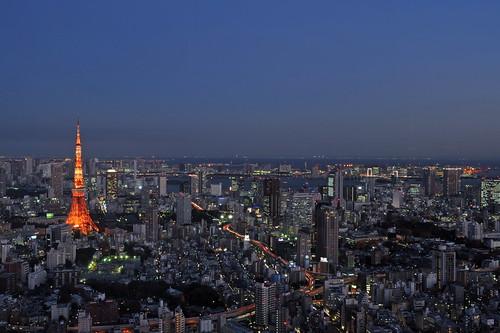 Tokyo 2009 - 六本木 - 森ビル(2)
