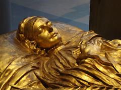 Tomb Effigy of Elizabeth Boott Duveneck (greyloch) Tags: sculpture newyork museum metropolitan metropolitanmuseum themet 2010