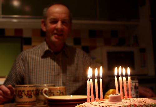 Papie is 60 today!