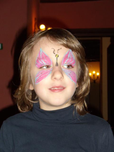 Irene farfalla