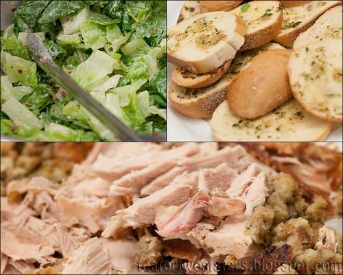 Random Turkey Dinner2