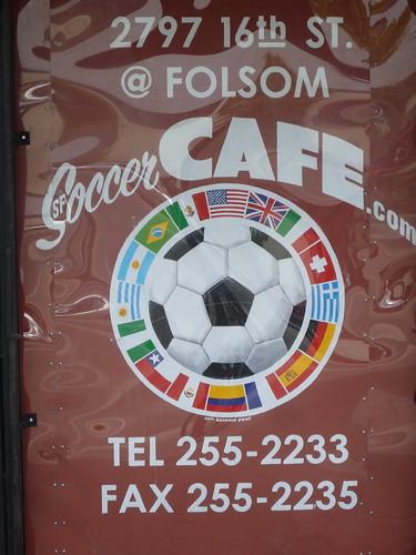 Soccer Cafe