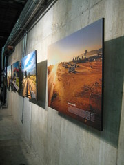 Canvas Prints in Wired Holiday Store