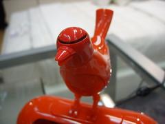alarm clock bird