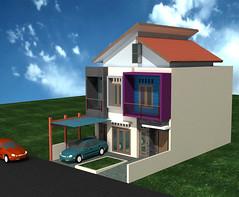 Desain Rumah Minimalis Depok Maharaja by Indograha Arsitama Desain & Build