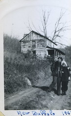 Lydick Homestead, New Buffalo, PA in 1947 (g8rbutch) Tags: pennsylvania pa homestead perrycounty newbuffalo lydick