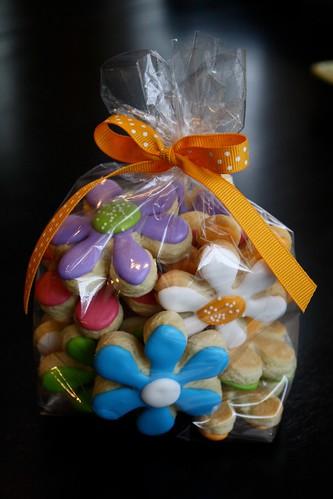 daisies - gift bag