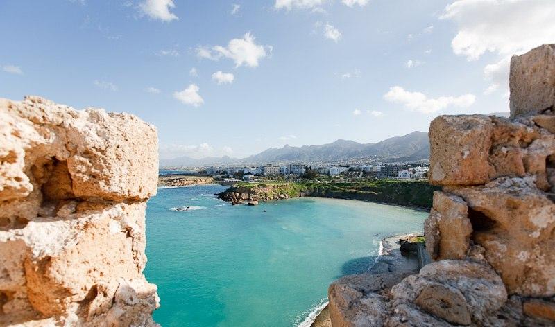 Древняя крепость Гирне (Кирения)