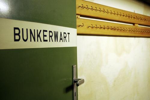 Bunkerwarts Schlüsselbrett