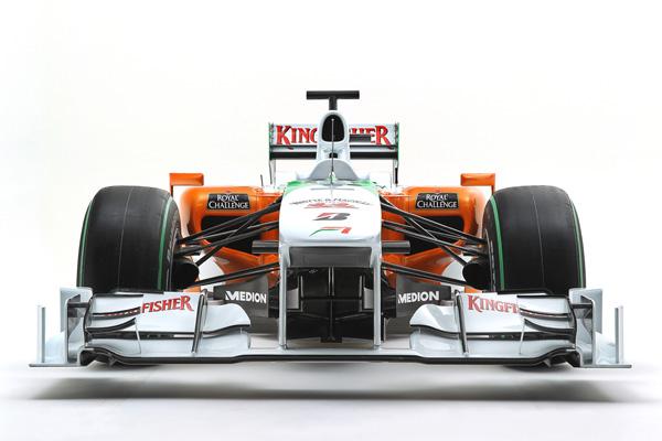 2010 Force India VJM03