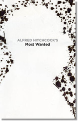 Alfred Hitchcock Book cover (matthewgrocott) Tags: book cover