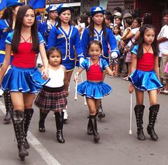 Majorettes6 (MrDraftsman) Tags: philippines marchingband majorette muntinlupa