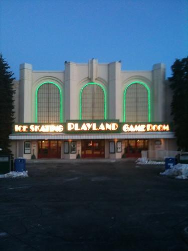 Ice casino rye
