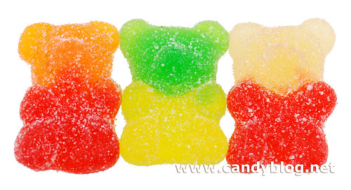 Sour Super Gummi Bears