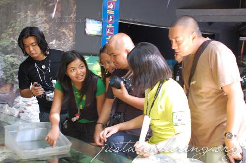Manila Ocean Park Tour 12
