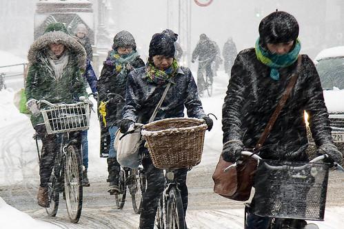 Copenhagen February Traffic 2