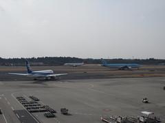 Planespotting at Narita (PhilaMike) Tags: tokyo airport narita nrt planespotting