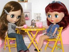 Genevieve and Fiona...