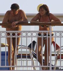 Speedo!!! (Mona Hura) Tags: me im board odd seeing always shorts seem bit speedos accustomed 7596