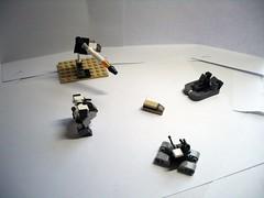 FIRE AWAY! (The Legonator) Tags: lego microscale