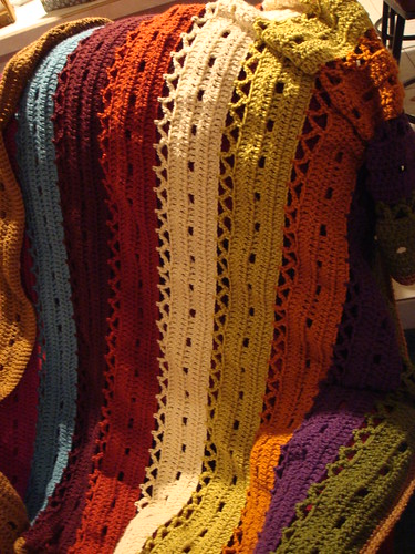 Wind Chime Afghan