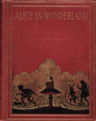 Alice in Wonderland (Illustrator: Hudson, 1922?) Cover (Toronto Public Library Special Collections) Tags: alice childrensliterature lewis illustrations charles books carroll bookcover 1922 wonderland osborne bookcovers aliceinwonderland lewiscarroll aliceliddell tpl torontopubliclibrary carrolliana dodgson lutwidge gwyneddhudson osbornecollection