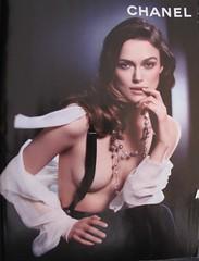 Publicité Coco Mademoiselle, Chanel, Version française, in Biba, mars 2010 (page 2/2)