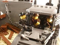Terminator Salvation (The Wild Eskimo) Tags: lego contest apocalypse terminator brickarms