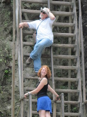 Tikal -- Don Clymer and Stacy Kinkaid