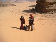 Desert Sherpanis (andywalker1) Tags: wadirum petra jordan andrewwalker andywalker