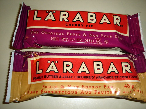 American Larabar vs French Canadian Larabar