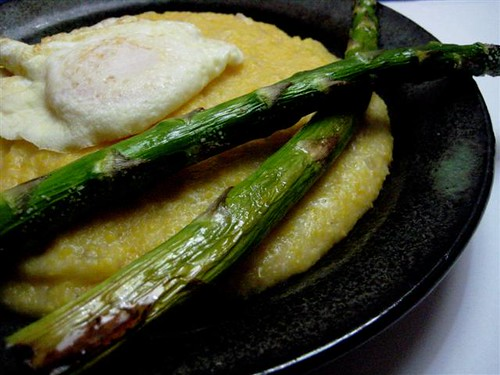 Soft Polenta w/ Mascarpone @ Eats Well With Others