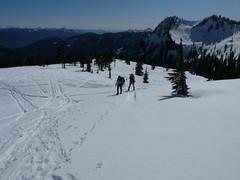 Trail Pair through the meadows