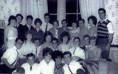 Image titled Maureen's 18th Birthday Party, St Georges Road, August 1961.